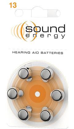 SE 助聽器電池 – 13號 (英國製造)