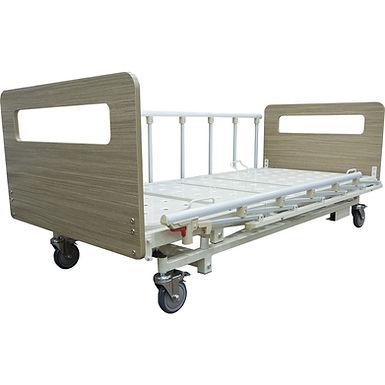 PL-008 電動三功能護理床(細床)送 4寸防水床褥