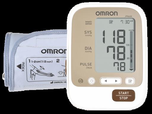 日本 OMRON JPN600 手臂式電子血壓計