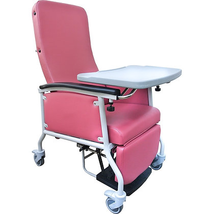 Advanced Harmony 有輪高背椅 (附枱板,配備德國製造腳輪)