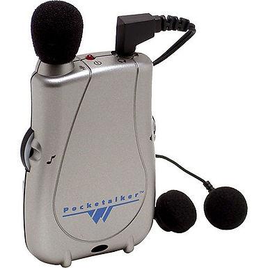 美國 Williams Sound 袋裝私人傳話器
