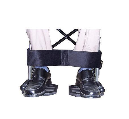 輪椅護腳小腿防滑防摔固定帶