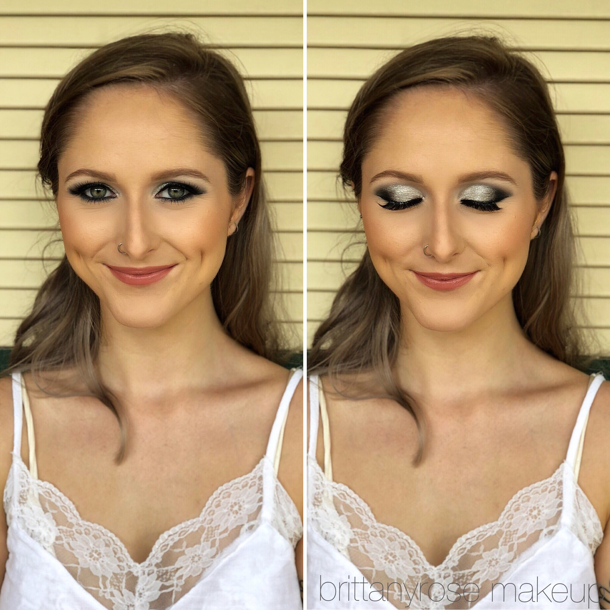brittany rose makeup