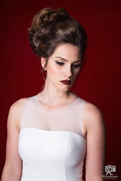 brittany rose makeup shoot- Dec 2017