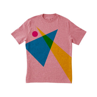 Geometric T-Shirt Design