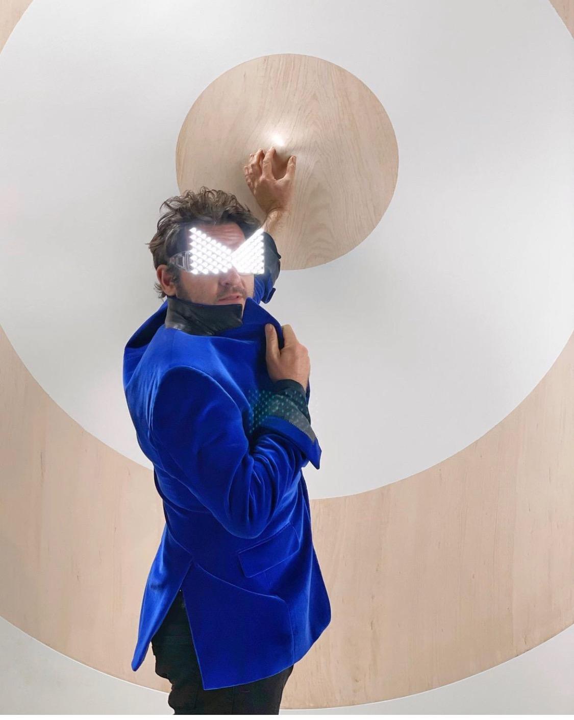 """Imitation hêtre pour l'Installation 'l'Amazone Érogène"""" de Prune Nourry"""