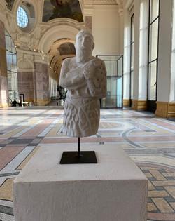 Copie à l'identique de Statues Mésopotamiennes pour le film chinois Dear Diary