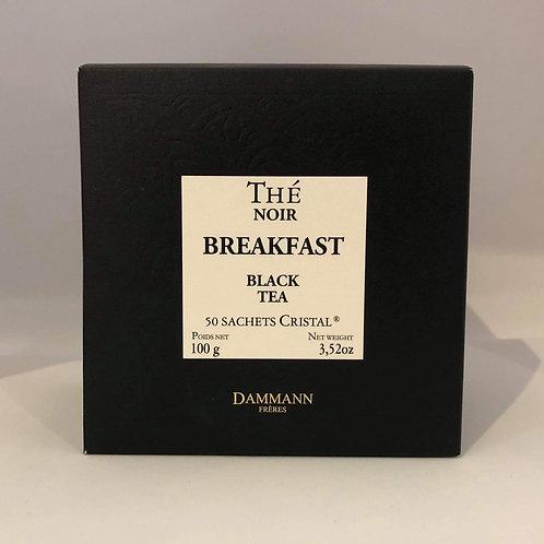 Thé noir Breakfast Dammam & Frères