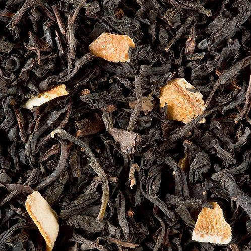 Thé noir miel orange dammann