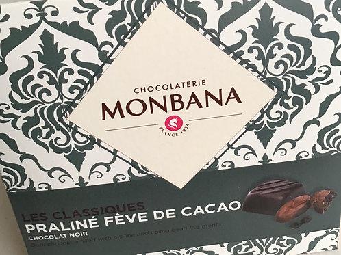 Classique chocolat noir monbana