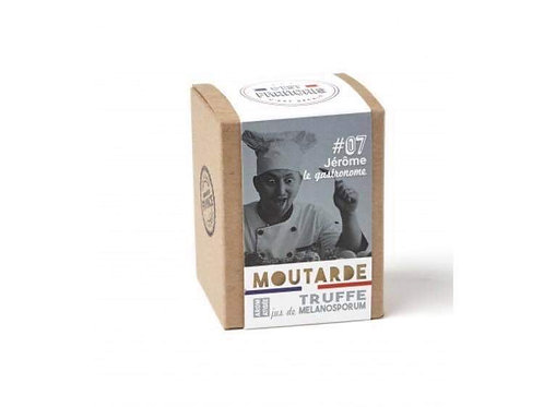 Moutarde au jus de truffe « C'est Français «