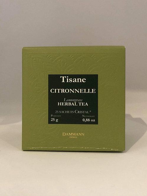 Tisane citronnelle D'Amman & Frères