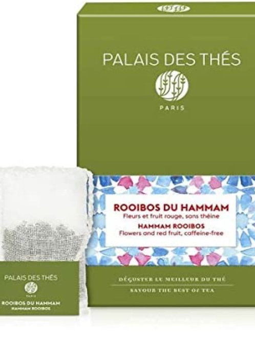 Boîte sachets Rooibos du Hammam