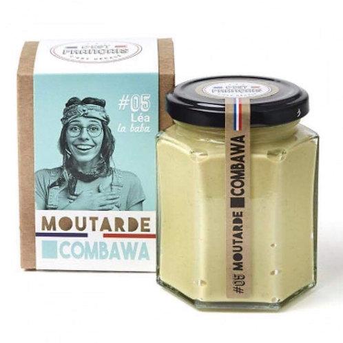 Moutarde au combava « C'est Français «