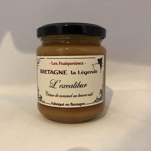 Crème de caramel beurre salé Les fruipotines