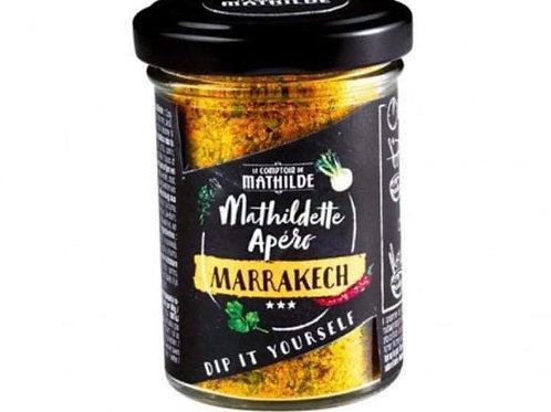 """Dipette Apéro Marrakech """" Le comptoir de Mathilde """""""