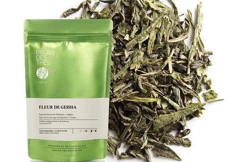 Thé vert fleur de geisha « Palais des thés «