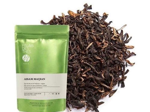 Thé noir Assam Maijian « Palais des thés «
