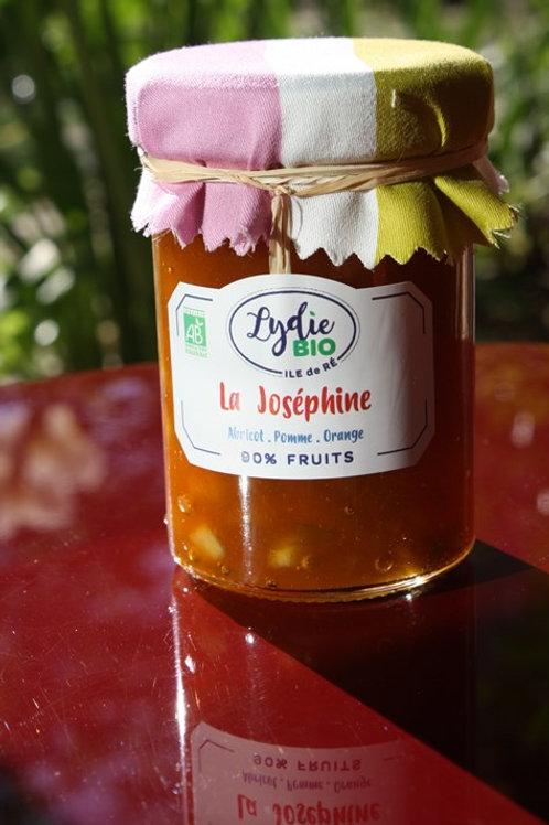 """Confiture """"Le jardin de Lydie"""" la Joséphine"""