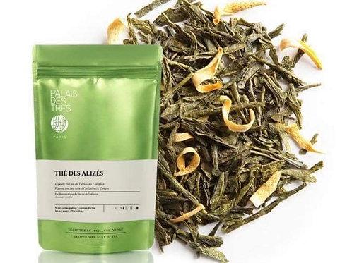 Thé vert des Alizés « Palais des thés «