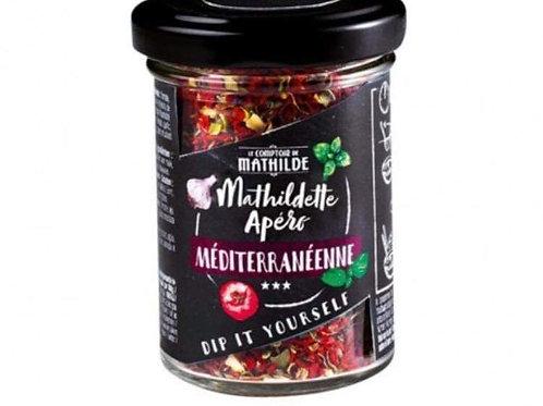 "Dipette Apéro Méditerranéenne "" Le comptoir de Mathilde """