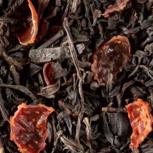 thé noir caramel Toffee « Dammann «