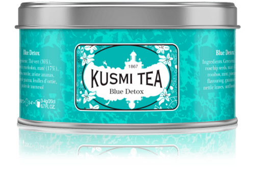 Kusmi Tea Blue Détox