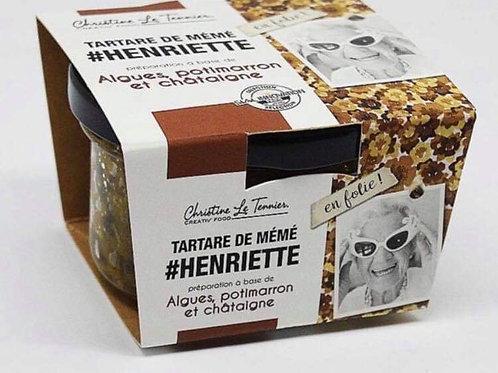 """Tartare de mémé Henriette """" Christine le Tennier """""""