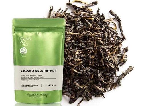 Thé noir Grand Yunnan « Palais des thés «