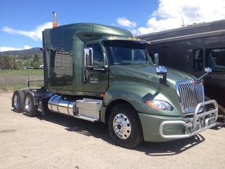 Jadeline Holdings trucking