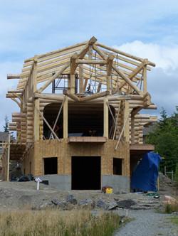 BC Log Finishers new build 28