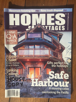 BC Log Finishers   Magazine Cover