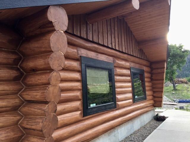 BC Log Finishers Energy Seal