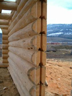 BC Log Finishers new build 8