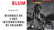 BIENNALE INTERNAZIONE D'ARTE DI PALERMO January 11th - 25th 2015