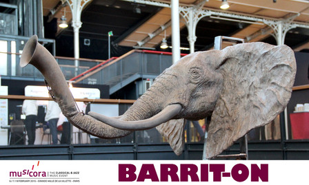 BARRIT-ON IV Unveiled!
