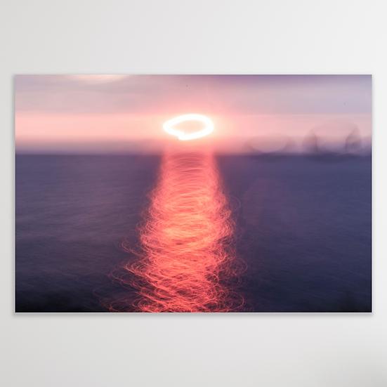 VULCANO SUNSET | Digital Download Print