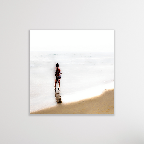 CLOUDY BEACH DAY | Limited Edition