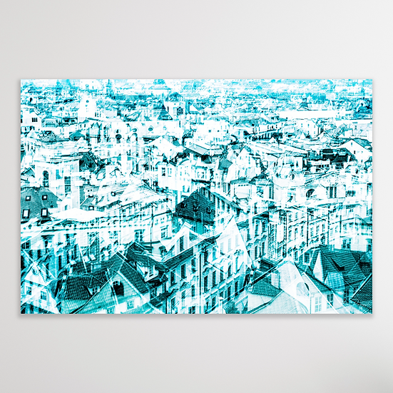 HAPPY ROOFTOPS | Limited Edition