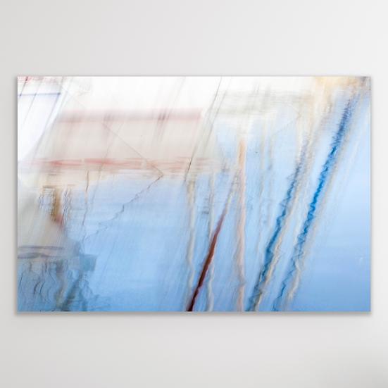 BLUE REFLECTIONS | Digital Download Print