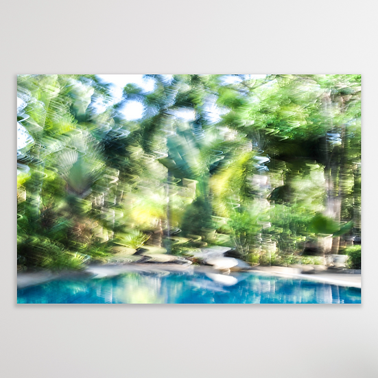 SWIMMING POOL BLISS | Limited Edition