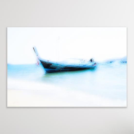 THAI BOAT | Digital Download Print