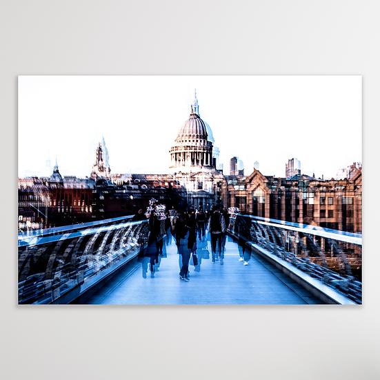 WALKING AWAY | Digital Download Print