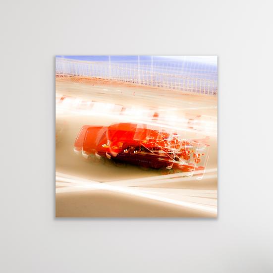 RED CAR | Digital Download Print