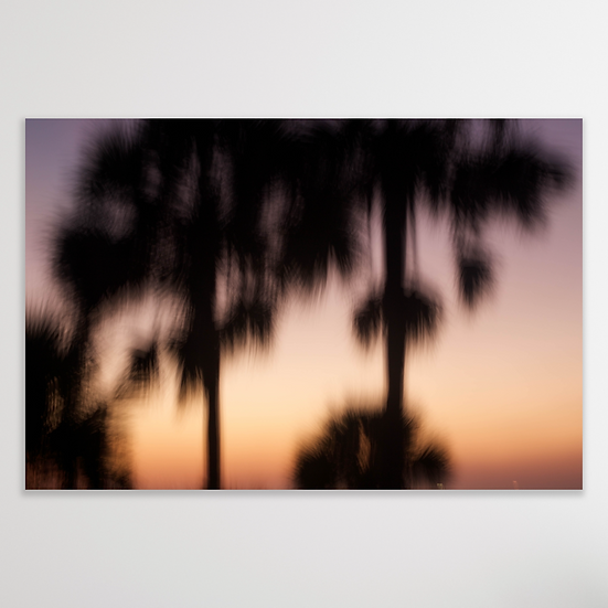 SUNSET ON FIRE | Digital Download Print