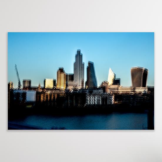 THE CITY | Digital Download Print