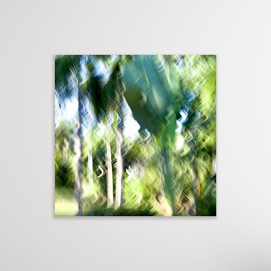 GREEN PARADISE | Digital Download Print