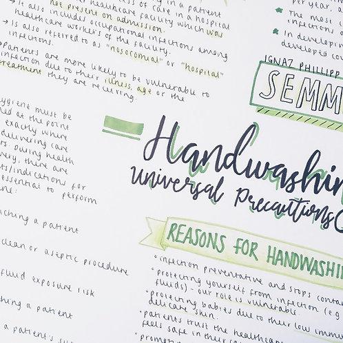 Handwashing and Universal Precautions