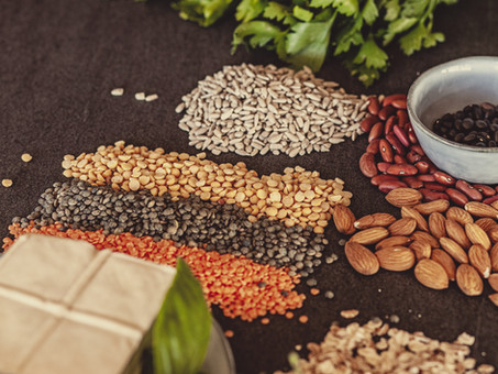 HEALTH BENEFITS OF PLANT-BASED DIETS