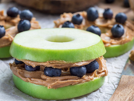 10 tasty & nutritious low-calorie snacks